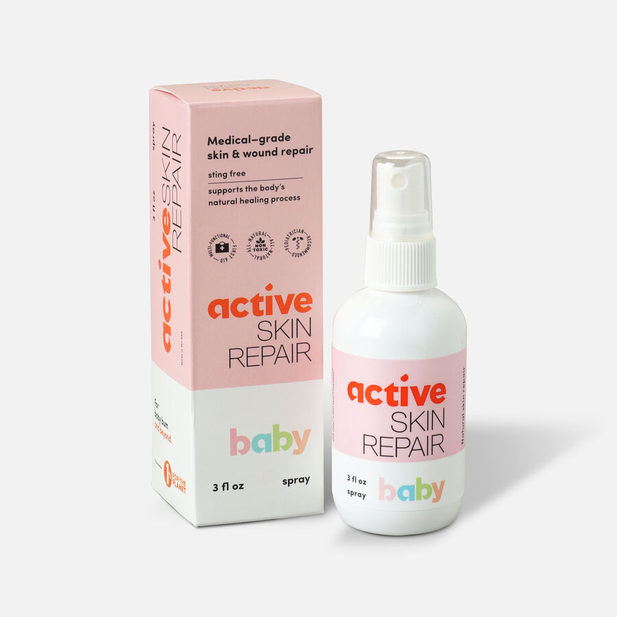 Active Skin Repair Baby Spray 3oz., , large image number 0