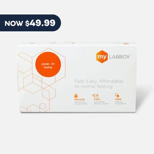 myLAB Box COVID-19 At-Home Viral Detection Test