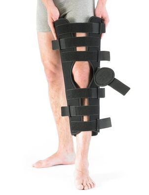 """Neo G Knee Immobilizer, Small, 15.7"""""""