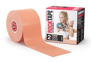 RockTape Standard Roll, Beige, 2 in x 16.4 ft