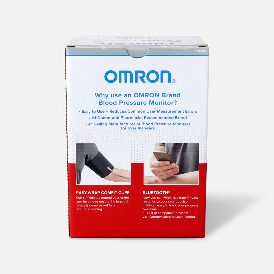 Omron 7 SERIES Advanced Accuracy Upper Arm Blood Pressure Monitor, , large image number 2