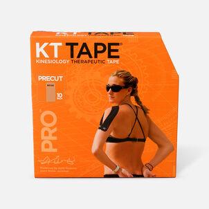 KT Tape Pro Jumbo Precut Tape, Beige, 150 Strips