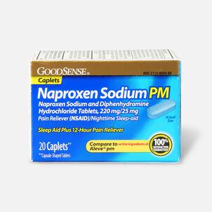 GoodSense® Naproxen Sodium PM & Diphenhydramine HCI Caplets
