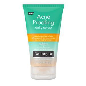 Neutrogena Acne Proofing Daily Scrub, 4.2oz