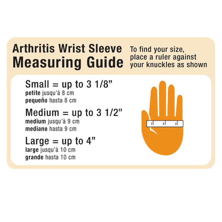 IMAK Compression Arthritis Wrist Sleeve, Large, , large image number 1