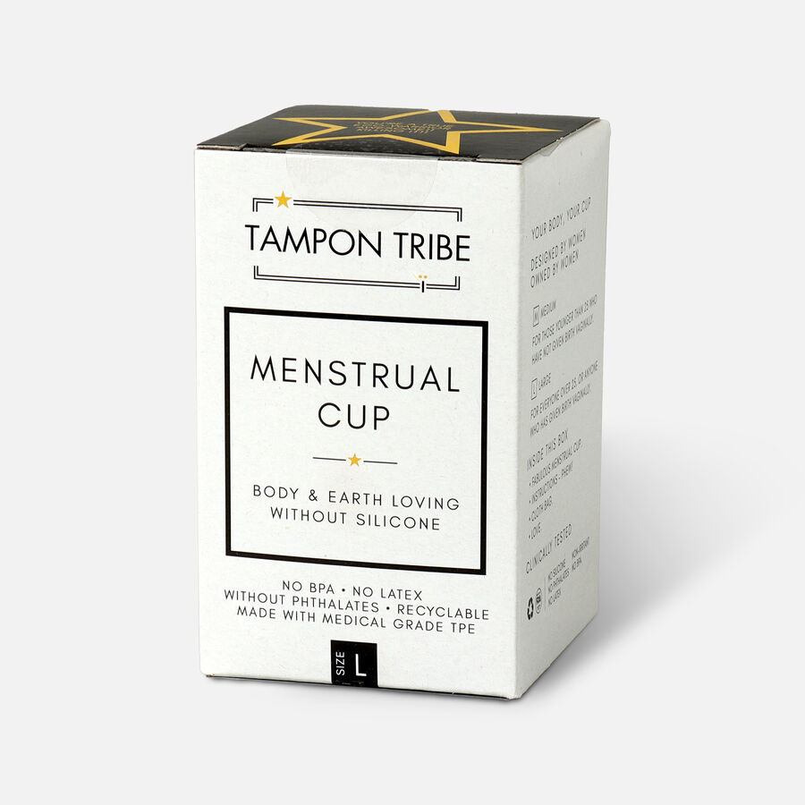 Tampon Tribe Silicone-free Menstrual Cup, , large image number 2