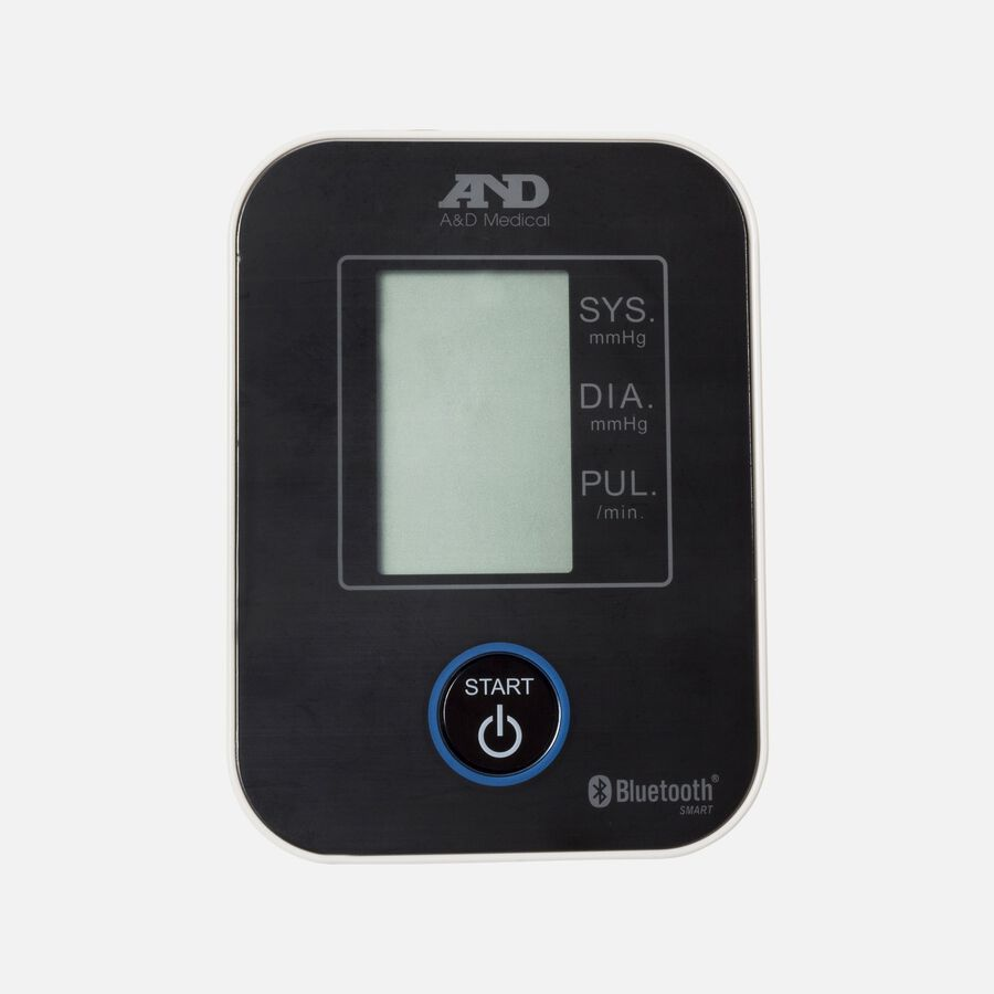 A&D Deluxe Bluetooth Connected Arm Blood Pressure Monitor, , large image number 1