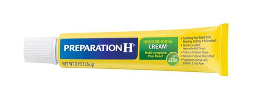 Preparation H Multi-Symptom Pain Relief Cream, .9 oz, , large image number 3