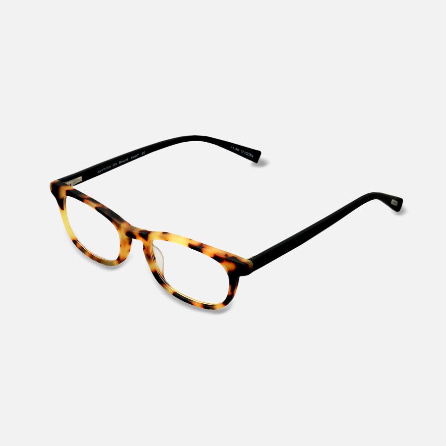 EyeBobs On Board Reading Glasses,Tortoise, , large image number 2