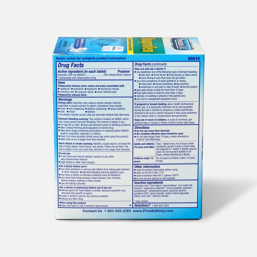 PhysiciansCare Ibuprofen, 100/Box, , large image number 1