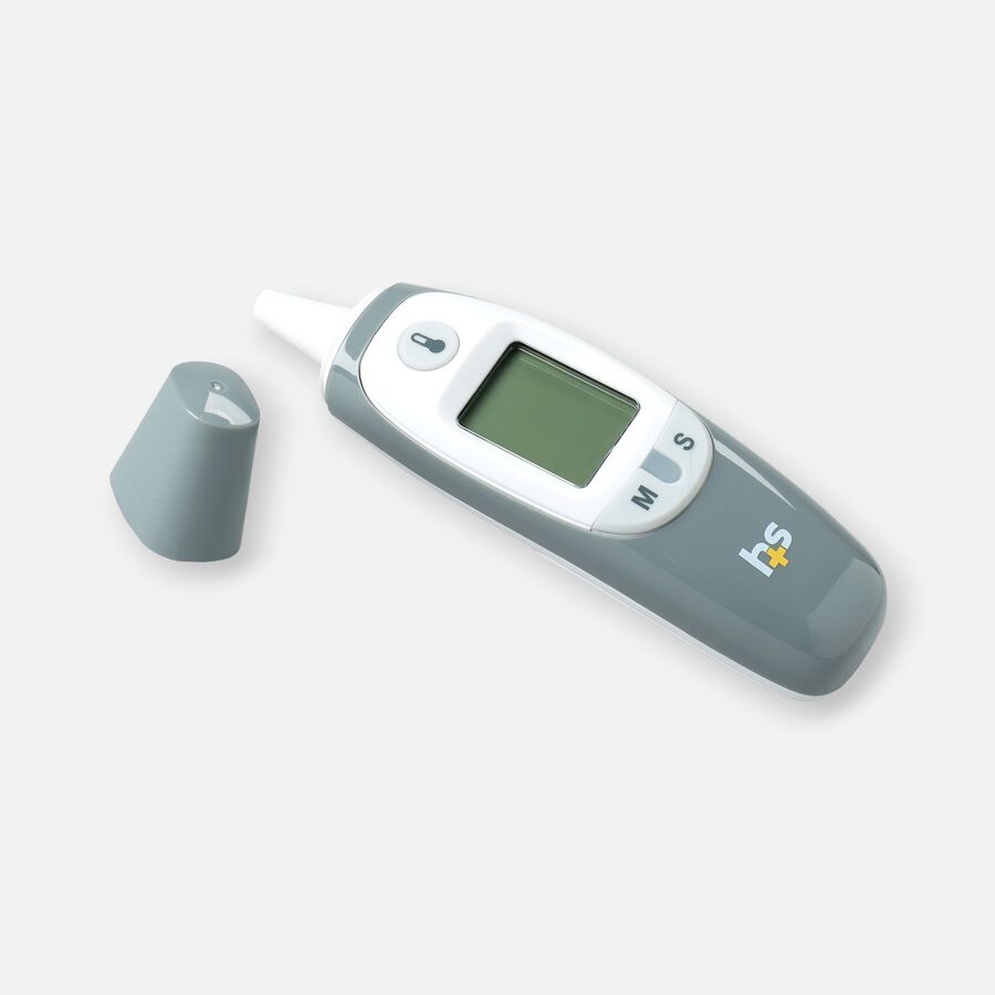 Health Smart Compact Ear Digital Thermometer, , large image number 3