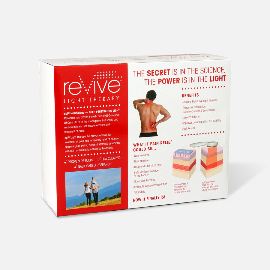 reVive Light Therapy Pain System, , large image number 2
