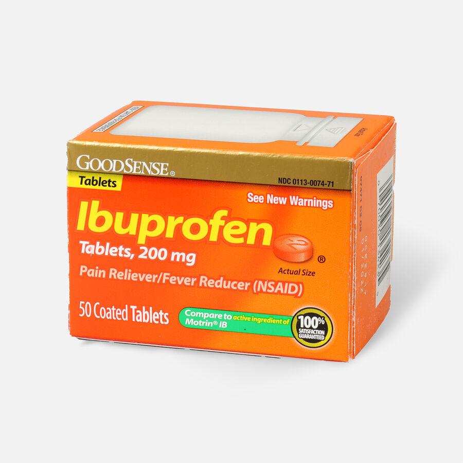 GoodSense® Ibuprofen IB 200 mg Coated Tablets, , large image number 2