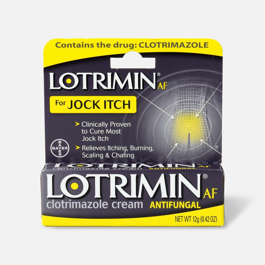 Lotrimin AF Antifungal Jock Itch Cream, .42 oz, , large image number 0