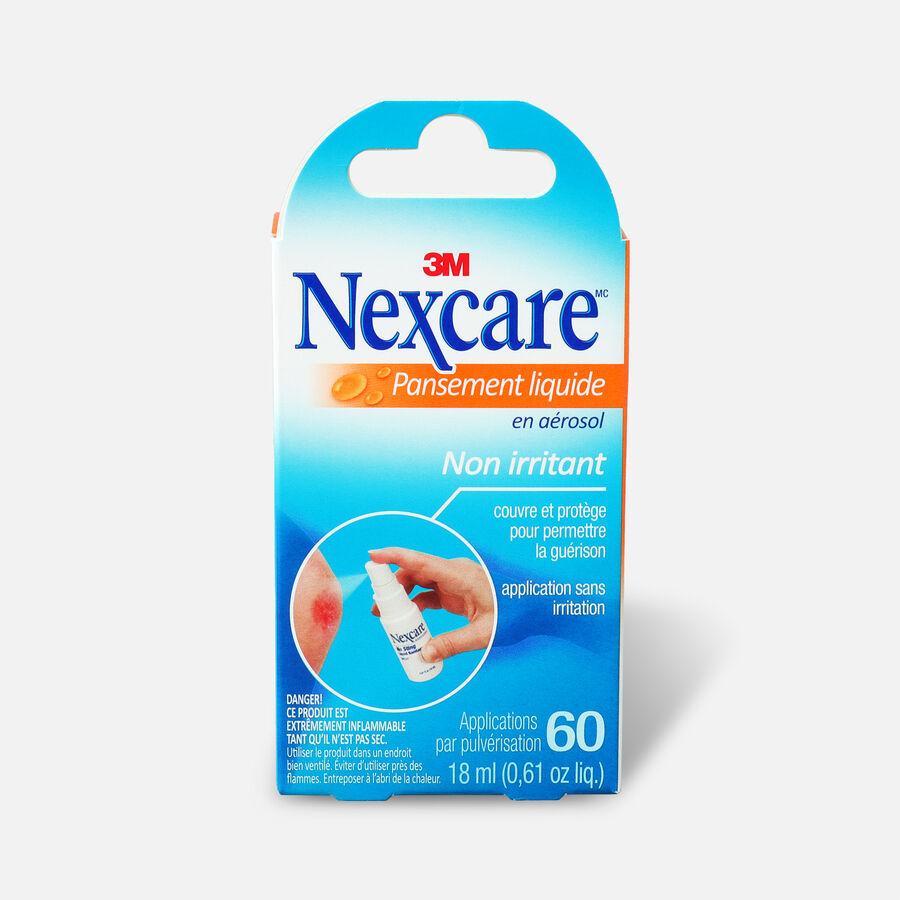 Nexcare No Sting Liquid Bandage Spray, .61 fl oz, , large image number 1
