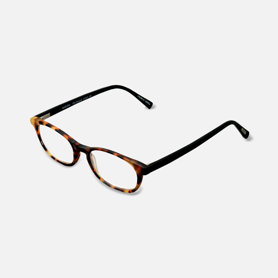 EyeBobs On Board Reading Glasses,Tortoise, , large image number 6