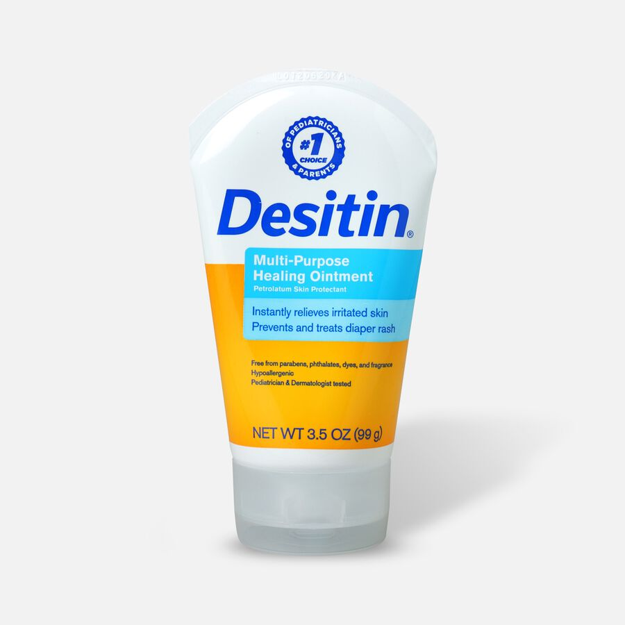 Desitin Multi-Purpose Healing Ointment Petrolatum Skin Protectant, , large image number 1