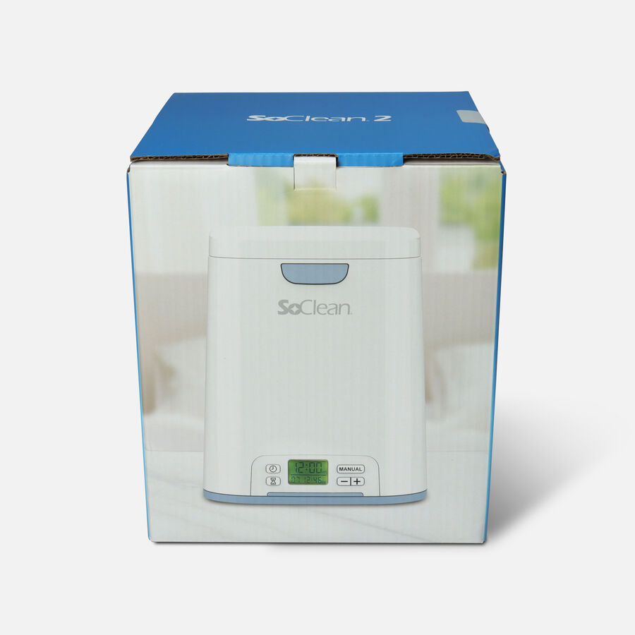 SoClean 2 CPAP Cleaning and Sanitizing Machine, , large image number 1