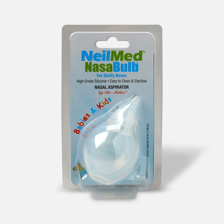 NasaBulb Clear Silicone Bulb 1 ct, , large image number 1