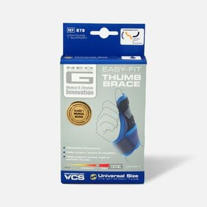 Neo G Easy-Fit Thumb Brace, One Size