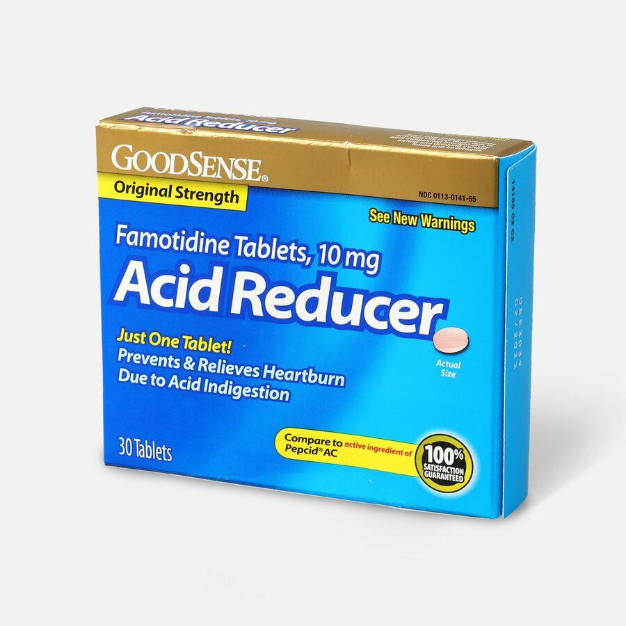 GoodSense® 10mg Famotidine Tablet 30 Count, Original Strength, , large image number 2