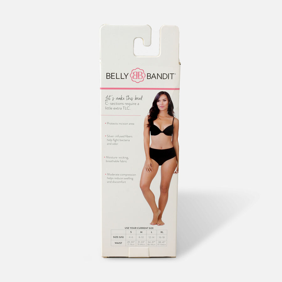 Belly Bandit C-Section Recovery Briefs- Nude, , large image number 7