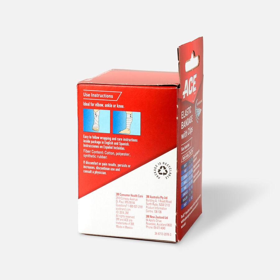 ACE Elastic Bandage with Clips, , large image number 3