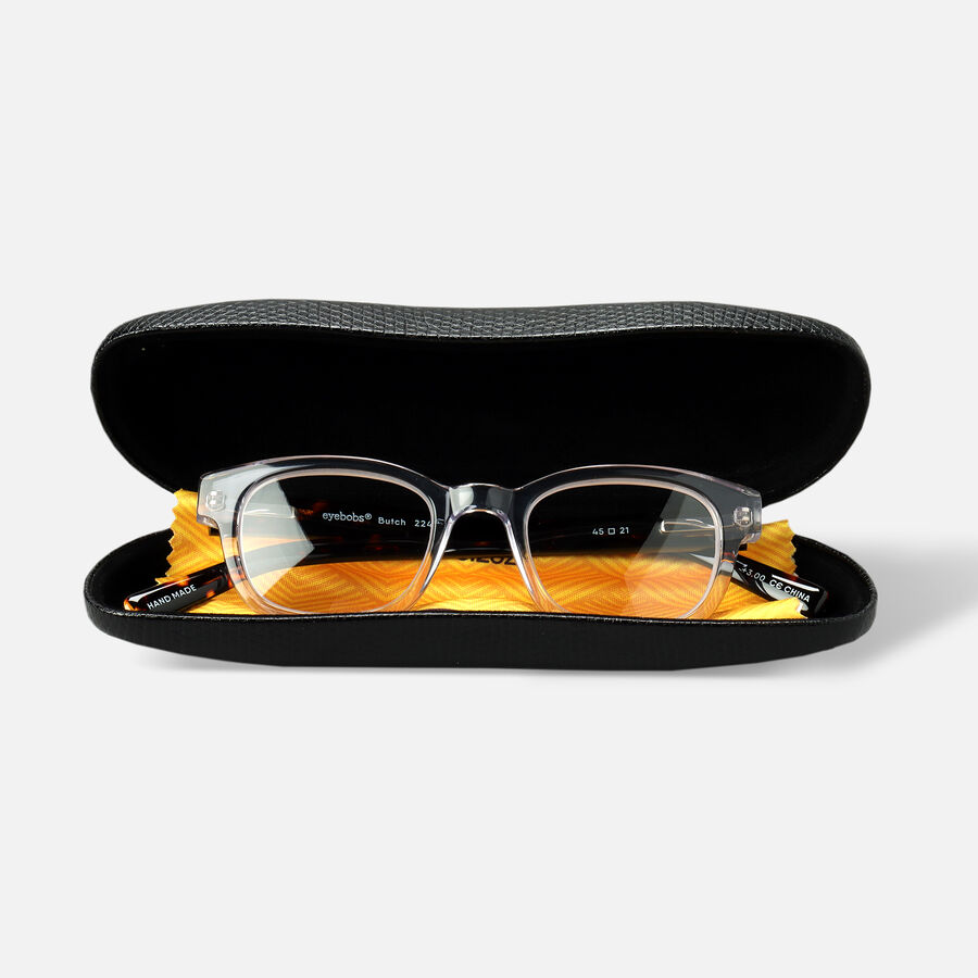 EyeBobs Butch Reading Glasses,Clear, , large image number 15