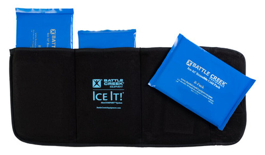 Battle Creek Back Pain Kit 2.0 with Electric Moist Heat and Cold Therapy, , large image number 12