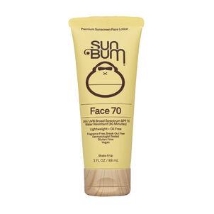 Sun Bum Face Lotion, SPF 70, 3 oz