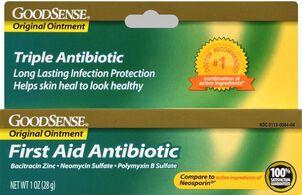 GoodSense® Orginal First Aid Antibiotic Ointment 1 oz