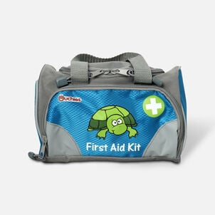 Ouchies Sea Friendz First Aid Kit for Kids, 50 pieces