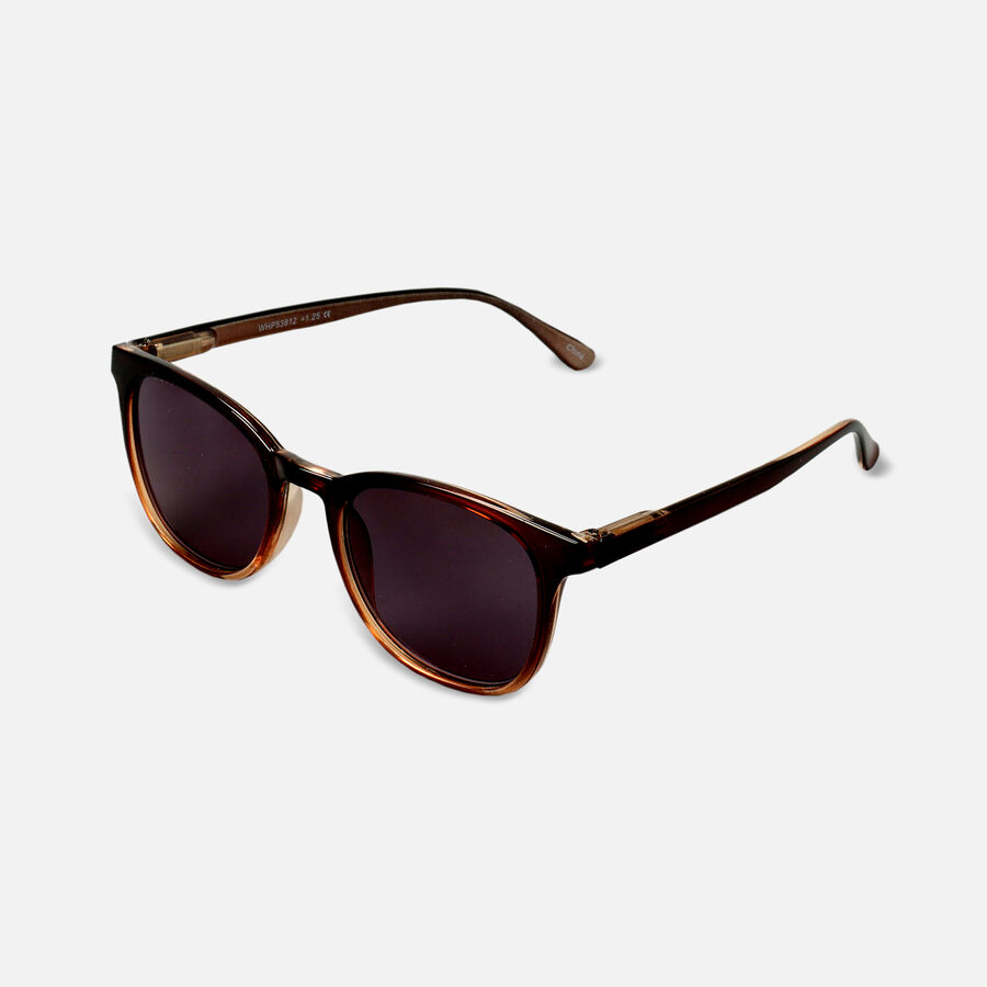 Caring Mill™ Bradie Sun Readers - Brown Gradient, , large image number 1
