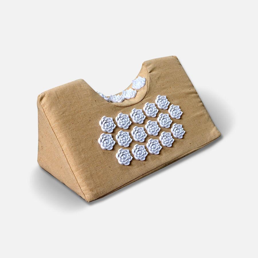 Kanjo Acupressure Cervical Traction Wedge Pillow, , large image number 2