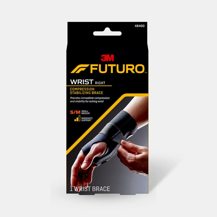 FUTURO Energizing Wrist Support, Left, S/M, , large image number 2