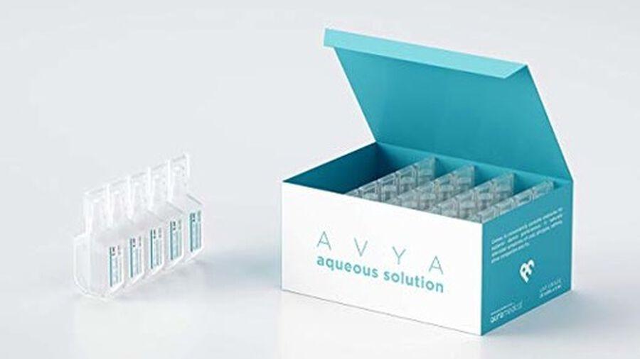Avya Sea Salt Aqueous Solution - 30ct, , large image number 1