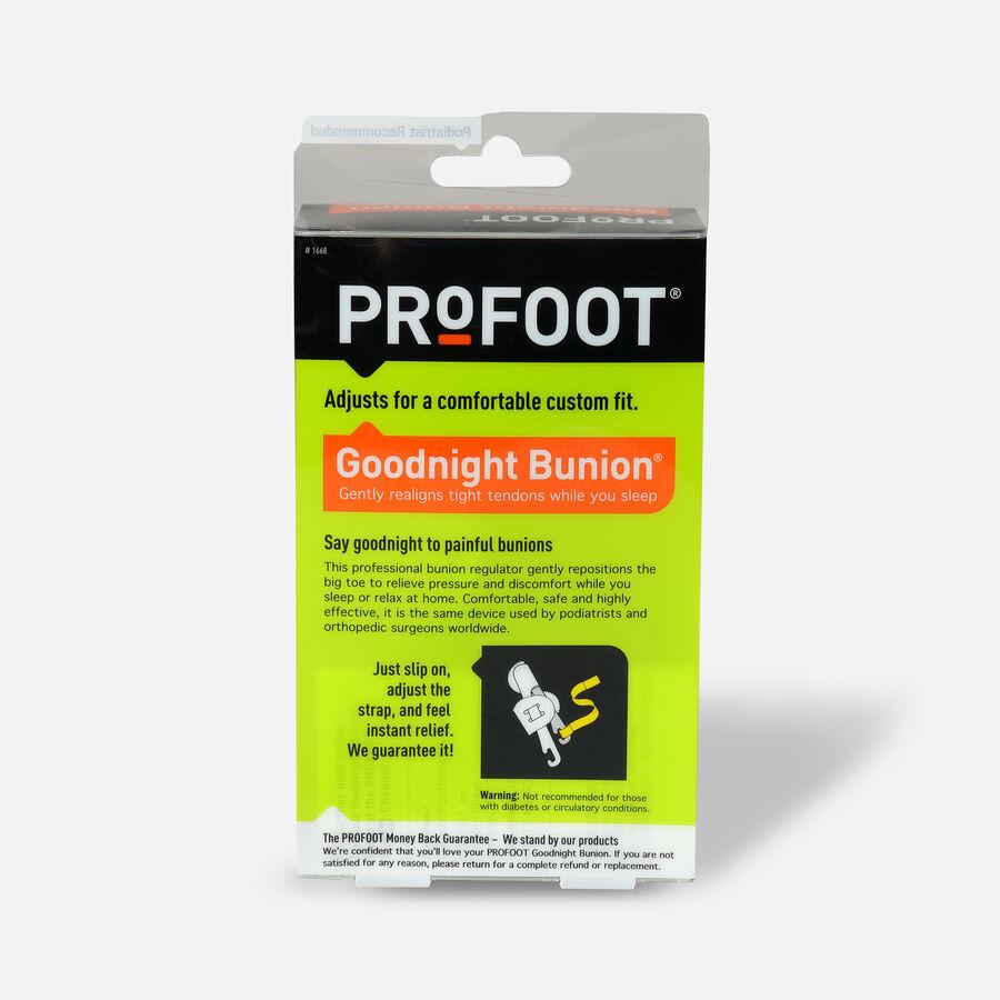 Profoot good night adjustable bunion regulator - 1 pair, , large image number 1