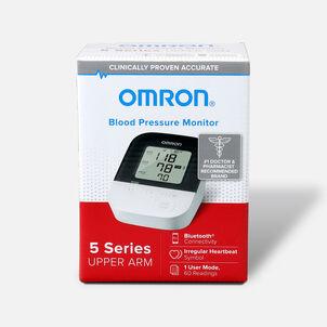 OMRON 5 Series Wireless Upper Arm Blood Pressure Monitor (BP7250)
