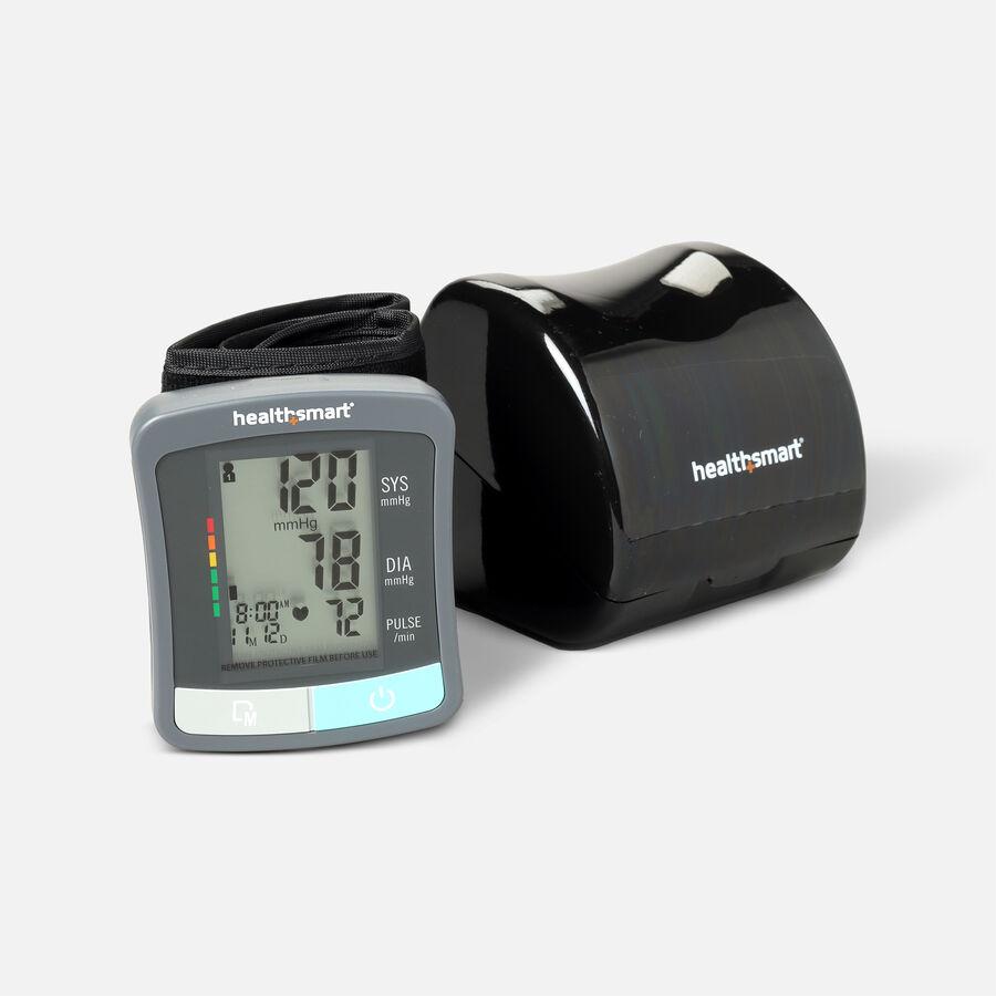 HealthSmart Standard Series LCD Wrist Digital Blood Pressure Monitor, , large image number 1