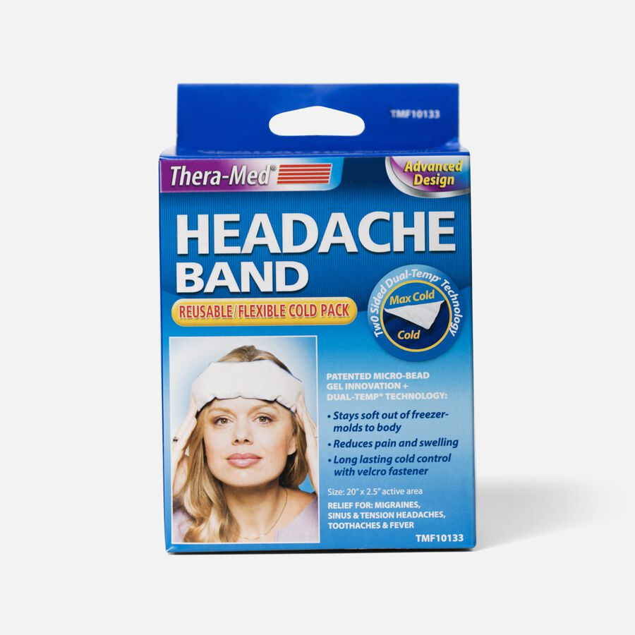 Thera-med Headache Band, , large image number 2