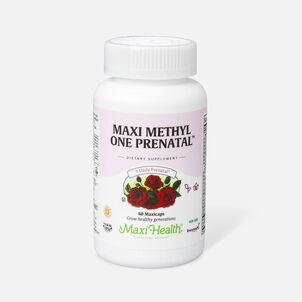 Maxi Health Maxi Methyl One Prenatal Capsules, 60 ct