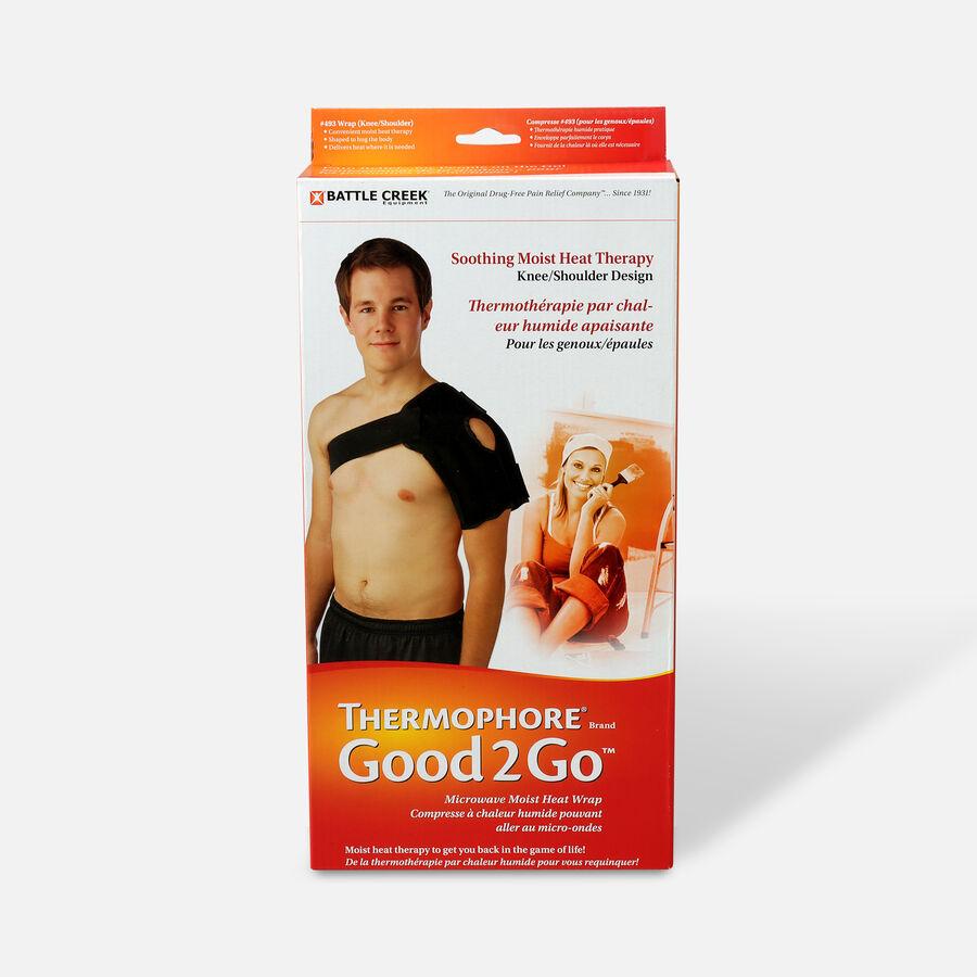 Battle Creek Good2Go Microwave Heat Pack for Knee/Shoulder, 1 ea, , large image number 0