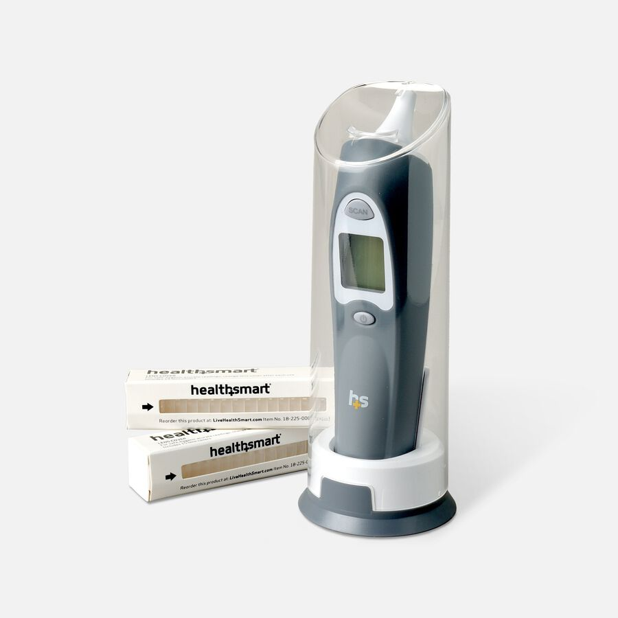 Health Smart Standard Ear Digital Thermometer, , large image number 3
