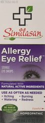 Similasan Allergy Eye Relief, 0.33 fl. oz., , large image number 1
