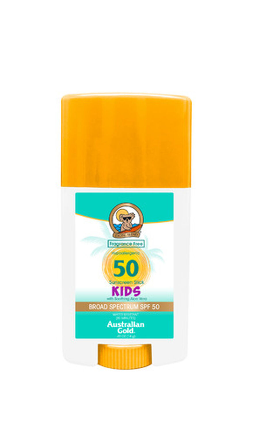 Australian Gold Kids Sunscreen Stick, SPF 50, 1.5 oz, , large image number 0