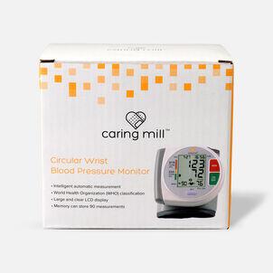 Caring Mill® Circular Wrist Blood Pressure Monitor