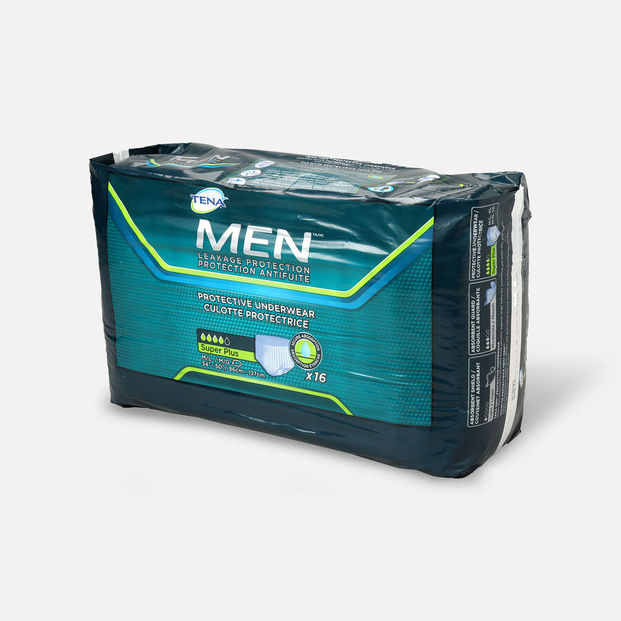 Tena Men Heavy Protection Underwear, Super Plus, , large image number 3