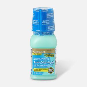GoodSense® Anti-Diarrheal Loperamide Hydrochloride Oral Solution,1mg per 7.5mL, Mint, 4fl oz