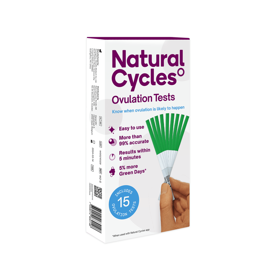 Natural Cycles Ovulation Test - 15ct, , large image number 0
