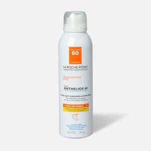 La Roche-Posay Anthelios SPF 60 Aerosol Sunscreen, 5 fl oz